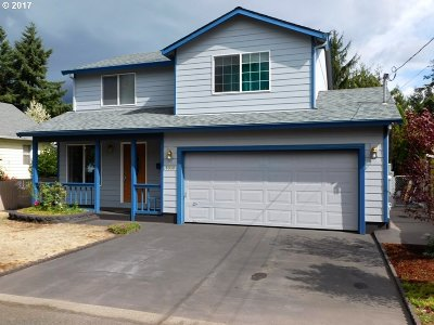 Single Family Home For Sale: 6930 SE 78th Ave
