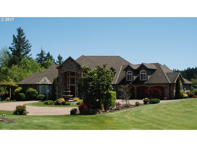 Tigard, Tualatin, Sherwood, Lake Oswego, Wilsonville Single Family Home For Sale: 24700 SW Labrousse Rd
