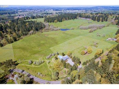 Wilsonville, Canby, Aurora Residential Lots & Land For Sale: 25091 S Central Pt.(Next To) Rd