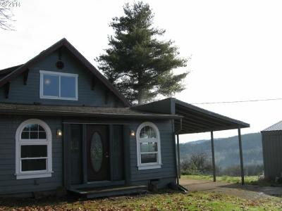 Gaston Single Family Home For Sale: 9792 SW Summit Ave