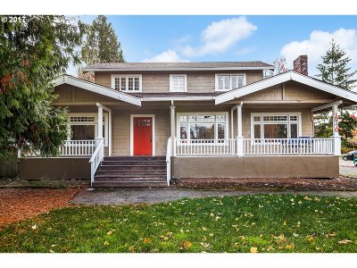 Beaverton Single Family Home For Sale: 15770 SW Farmington Rd