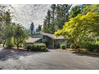 Single Family Home For Sale: 3841 SW 58th Dr