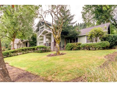 West Linn Single Family Home For Sale: 18575 Lower Midhill Dr