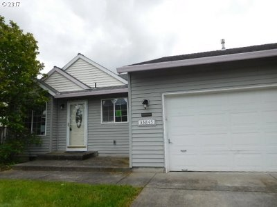 Scappoose Single Family Home For Sale: 33845 Davona Dr