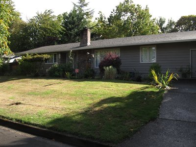 Eugene OR Single Family Home For Sale: $324,900
