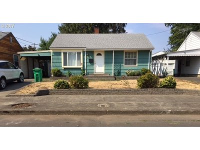 Portland OR Single Family Home For Sale: $275,000