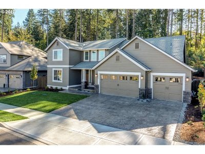 Camas Single Family Home For Sale: 5759 NW Hood Loop