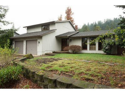 Happy Valley Single Family Home Pending: 9630 SE Wessex Way