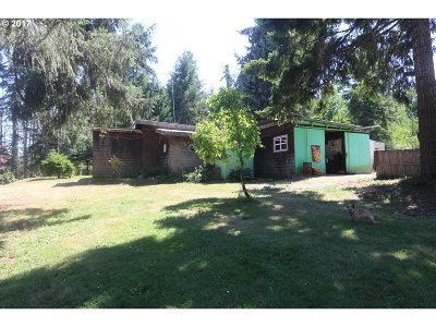 Eugene Single Family Home For Sale: 87592 Oak Hill Dr