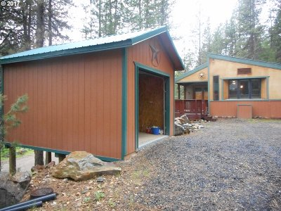 Baker County Single Family Home For Sale: 550 Sawmill Gulch