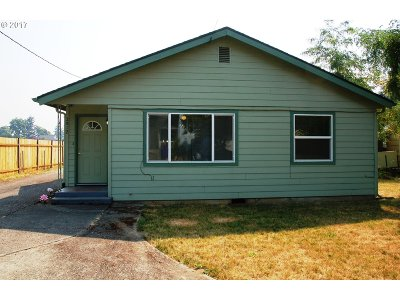 Portland OR Single Family Home Pending: $260,000
