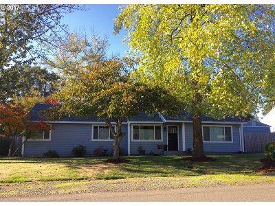 Portland Single Family Home For Sale: 925 NW Dale Ave