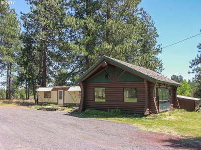 Bend Single Family Home For Sale: 19208 Shoshone Rd