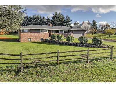 Single Family Home For Sale: 3626 SE 317th Ave
