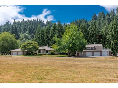 West Linn Single Family Home Bumpable Buyer: 23275 SW Bosky Dell Ln