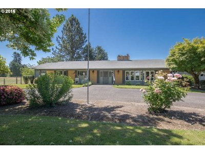 Woodburn Single Family Home Sold: 10408 Crosby Rd