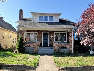 Single Family Home For Sale: 4411 SE 67th Ave
