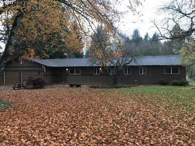 Canby OR Single Family Home For Sale: $449,950