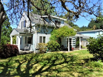 Gaston Single Family Home For Sale: 39455 SW Laurelwood Rd