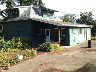 Gaston Single Family Home For Sale: 41144 SW Laurelwood Rd
