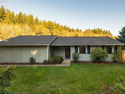 Clackamas Single Family Home For Sale: 10820 SE Cranberry Loop