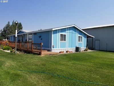 Bend Single Family Home For Sale: 64960 Hunnell Rd