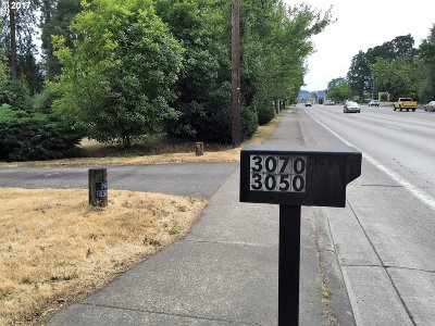 Beaverton, Aloha Residential Lots & Land For Sale: 3050 SW 185th Ave