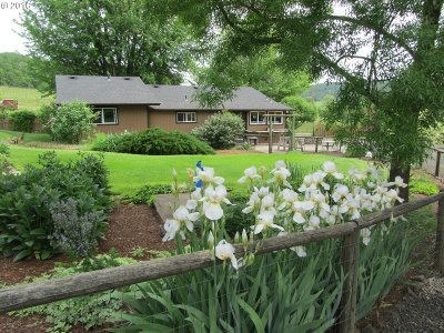 Monmouth Single Family Home Sold: 5365 Cooper Hollow Rd