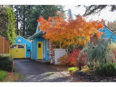 Sherwood, King City Single Family Home For Sale: 15832 SW Willamette St