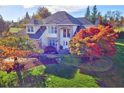 Hillsboro Single Family Home For Sale: 8907 SW Hillsboro Hwy