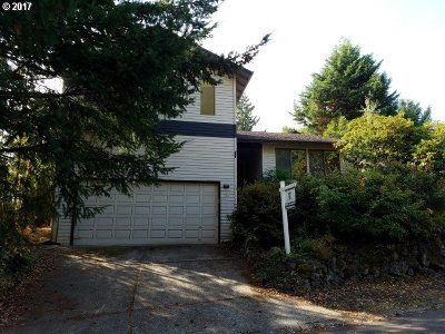 Single Family Home For Sale: 7895 SW 184th Ave