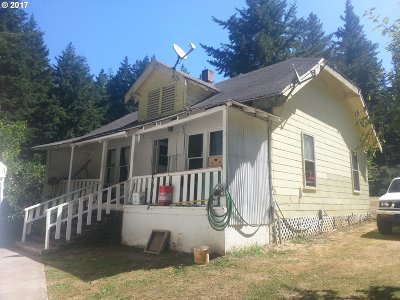 Port Orford Single Family Home For Sale: 42687 Port Orford Lp Rd