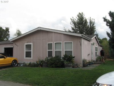 Canby Single Family Home Sold: 1655 S Elm St #511