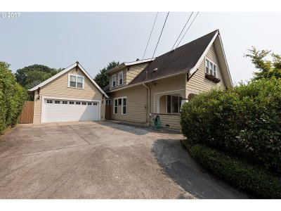 Single Family Home For Sale: 1824 SE 60th Ave