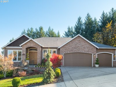 Camas Single Family Home For Sale: 3432 NW Lacamas Ln