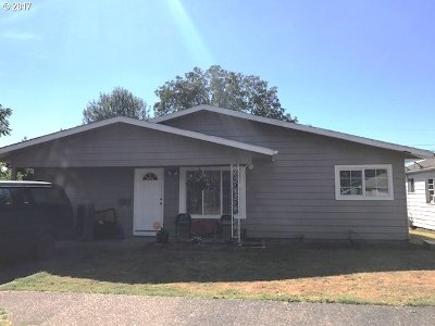Junction City Single Family Home For Sale: 1355 Kalmia St