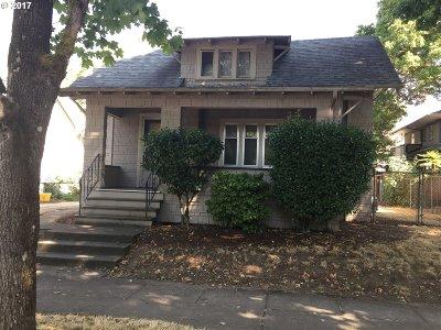 Portland Single Family Home For Sale: 5312 NE 12th Ave