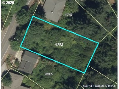 Residential Lots & Land For Sale: 4792 SW Fairview Blvd