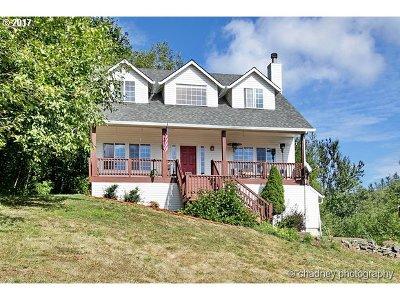 Corbett OR Single Family Home For Sale: $849,000
