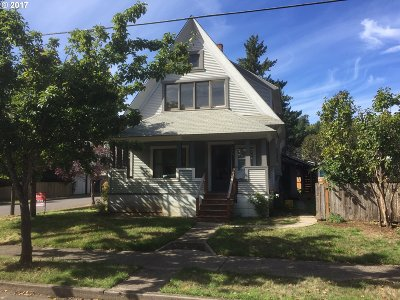 Cottage Grove, Creswell Single Family Home For Sale: 707 N 10th St