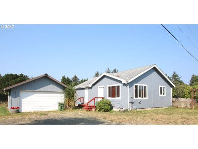 Bandon Single Family Home For Sale: 54922 Rosa Rd