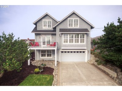 Gearhart Single Family Home For Sale: 156 6th St