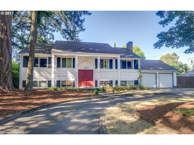 Single Family Home For Sale: 10900 SW Butner Rd