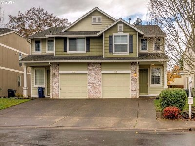 Beaverton Single Family Home For Sale: 3987 SW 182nd Pl