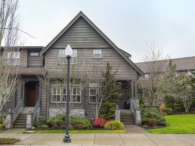 Portland Single Family Home For Sale: 10215 SW Taylor St
