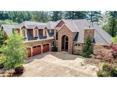 Single Family Home For Sale: 174 SE Gabbert Rd