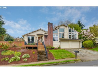 West Linn Single Family Home For Sale: 6583 Artemis Ln