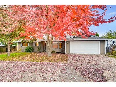 Hillsboro, Cornelius, Forest Grove Single Family Home For Sale: 2989 SE Brookwood Ave