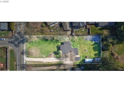 Portland Residential Lots & Land For Sale: 8500 SW Garden Home Rd
