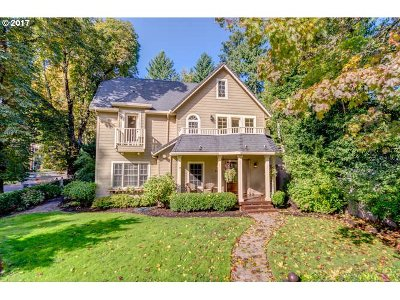 Lake Oswego Single Family Home For Sale: 504 8th St